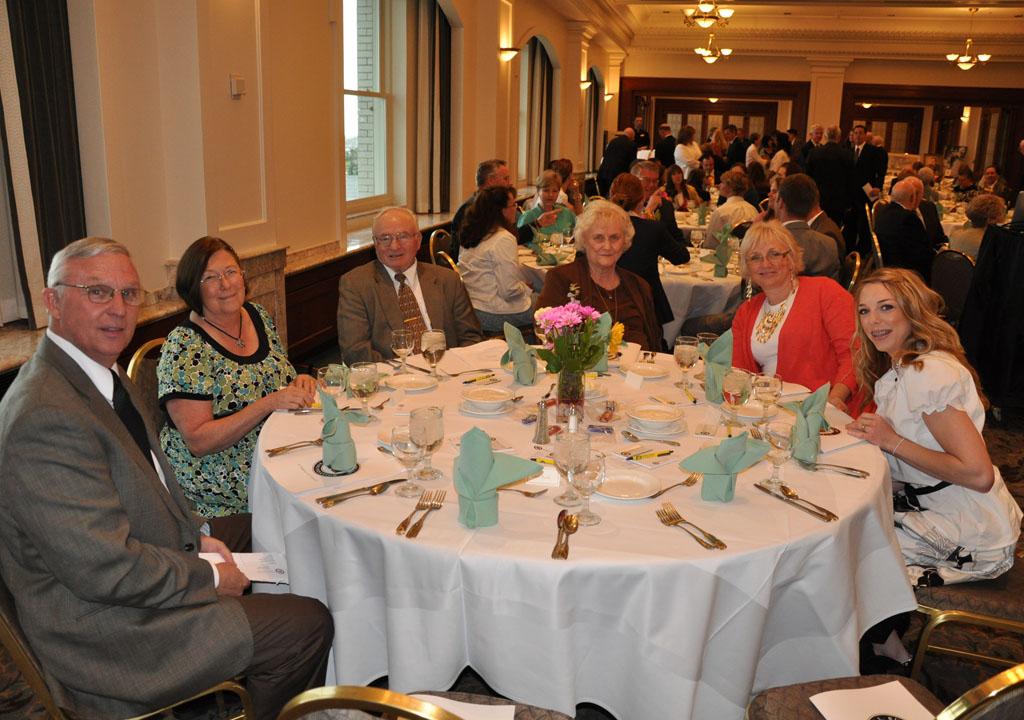 Founding Banquet